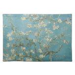 Árbol de almendra en flor de Vincent van Gogh Manteles