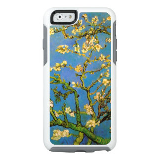 Árbol de almendra floreciente de Van Gogh, bella Funda Otterbox Para iPhone 6/6s