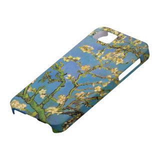 Árbol de almendra floreciente de Van Gogh, bella Funda Para iPhone SE/5/5s