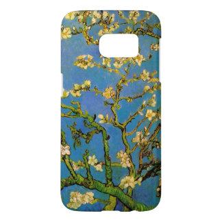 Árbol de almendra floreciente de Van Gogh, bella Funda Samsung Galaxy S7
