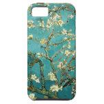 Árbol de almendra floreciente de Van Gogh iPhone 5 Case-Mate Cobertura
