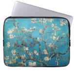 Árbol de almendra floreciente de Van Gogh Manga Portátil