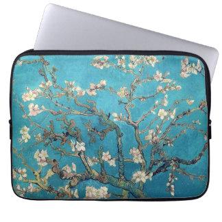Árbol de almendra floreciente de Van Gogh Funda Ordendadores