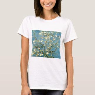 Árbol de almendra floreciente de Van Gogh Playera