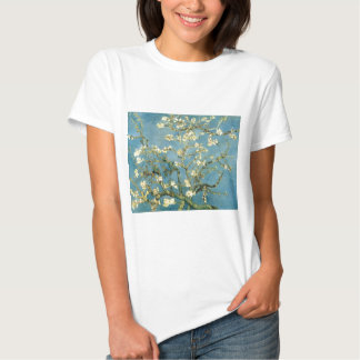 Árbol de almendra floreciente de Van Gogh Playeras