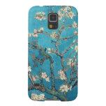 Árbol de almendra floreciente de Vincent van Gogh Carcasa De Galaxy S5