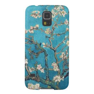 Árbol de almendra floreciente de Vincent van Gogh Funda De Galaxy S5