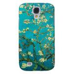 Árbol de almendra floreciente de Vincent van Gogh Funda Para Galaxy S4