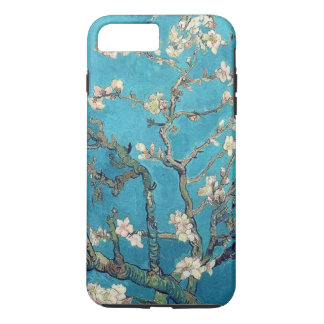 Árbol de almendra floreciente de Vincent van Gogh Funda iPhone 7 Plus
