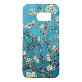 Árbol de almendra floreciente de Vincent van Gogh Fundas Samsung Galaxy S7