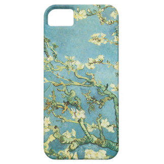 Árbol de almendra floreciente de Vincent van Gogh iPhone 5 Carcasa