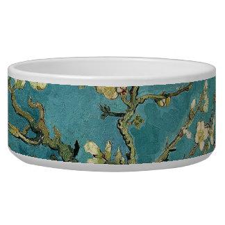 Árbol de almendra floreciente - Van Gogh Tazon Para Perro