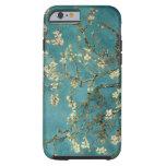 Árbol de almendra floreciente - Van Gogh Funda De iPhone 6 Tough