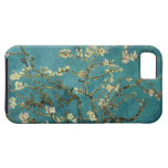 Árbol de almendra floreciente - Van Gogh iPhone 5 Cobertura