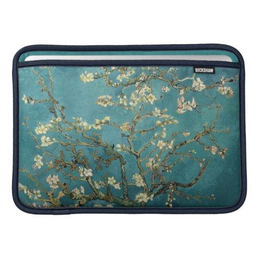 Árbol de almendra floreciente - Van Gogh Fundas MacBook