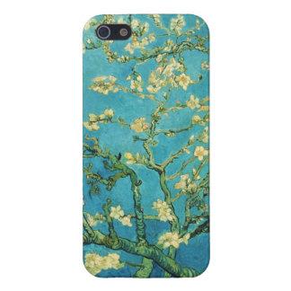 Árbol de almendra floreciente - Van Gogh iPhone 5 Funda
