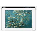 Árbol de almendra floreciente - Van Gogh Calcomanía Para 38,1cm Portátil
