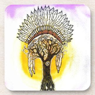 Árbol de Apache Posavasos De Bebidas