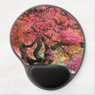 Árbol de arce japonés alfombrilla gel