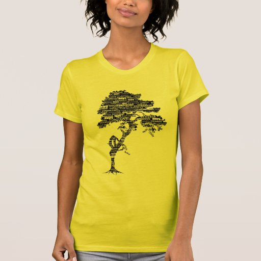 Árbol de Bodhi Camiseta