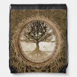 Árbol de Brown del modelo de la vida Mochilas