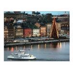 Árbol de Christemas en Estocolmo, pH… Tarjeta Postal