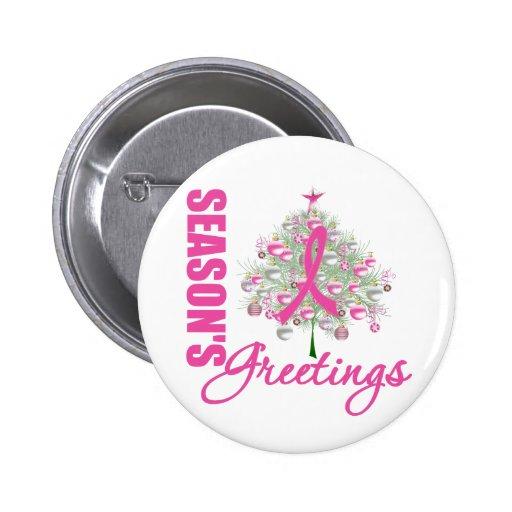 Árbol de cinta rosado de los saludos de la estació pins