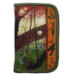 Árbol de ciruelo floreciente después de Hiroshige Planificador