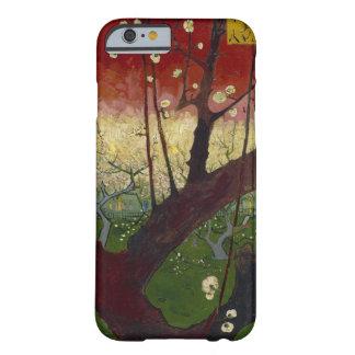 Árbol de ciruelo floreciente funda barely there iPhone 6
