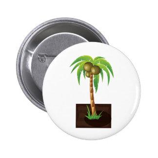 Árbol de coco de QPC Pins