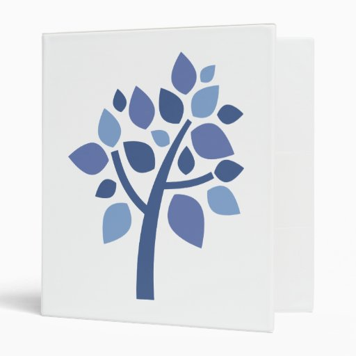 "Árbol de familia 100 - azul carpeta 1"""