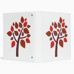 Árbol de familia 100 - rojo