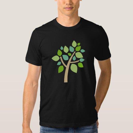 Árbol de familia 100 - verde playera