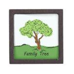 Árbol de familia cajas de regalo de calidad