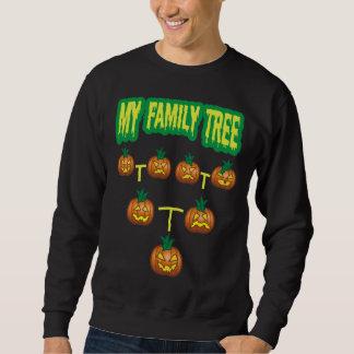 Árbol de familia de la calabaza suéter
