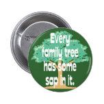 Árbol de familia pins