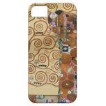 Árbol de Gustavo Klimt de la vida iPhone 5 Case-Mate Carcasa