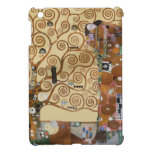 Árbol de Gustavo Klimt de la vida iPad Mini Protector