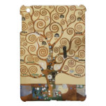 Árbol de Gustavo Klimt de la vida iPad Mini Fundas