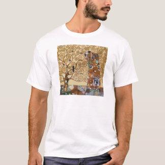 Árbol de Gustavo Klimt de la vida Playera