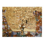 Árbol de Gustavo Klimt de la vida Postal