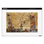 Árbol de Gustavo Klimt de la vida Calcomanía Para 38,1cm Portátil