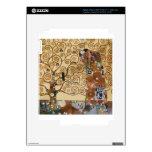 Árbol de Gustavo Klimt de la vida Pegatinas Skins Para iPad 3
