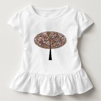 Árbol de haba de jalea t-shirts