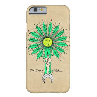 Árbol de Hermes de la alquimia Funda De iPhone 6 Barely There