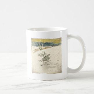 Árbol de hoja perenne taza clásica