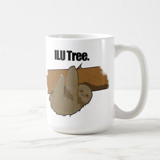 Árbol de ILU Tazas