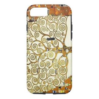 Árbol de Klimt de la vida Funda iPhone 7