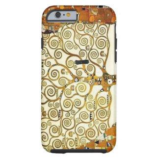 Árbol de Klimt de la vida Funda Resistente iPhone 6