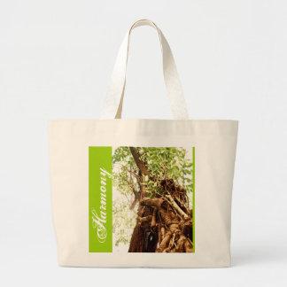 Árbol de la armonía bolsas